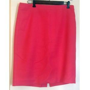 J. Crew No. 2 Pencil Skirt (Size 12)